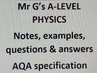 3.1.1 SI Units and prefixes-AQA