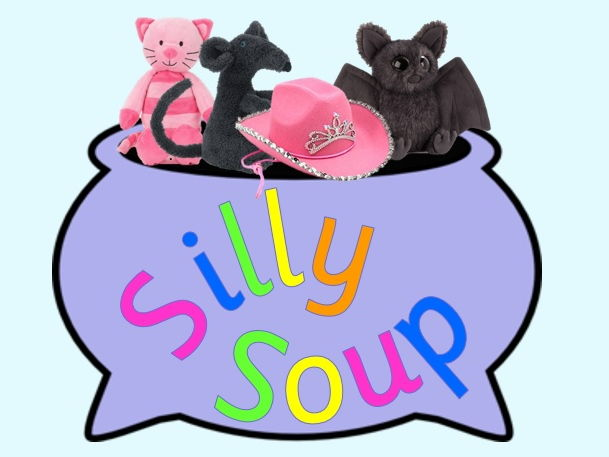 Leters and Sounds Silly Soup Game - Animated Powerpoint