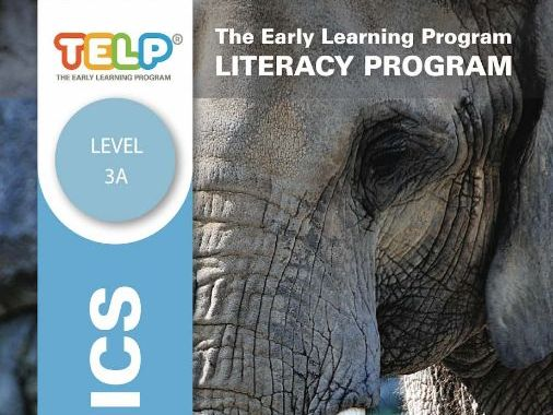 Phonics 3A - TELP's Literacy Program