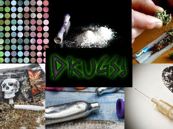 Drugs Education Pack