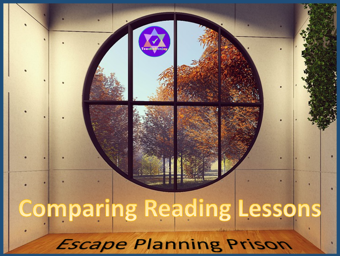 Making Comparisons when Reading Planning KS2