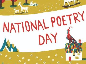 I Will Be: A National Poetry Day resource created by First Story