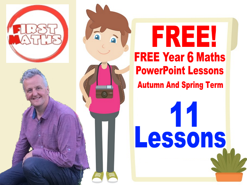 11 FREE YouTube Year 6 Maths Lessons! Perfect for Revision And Consolidation.