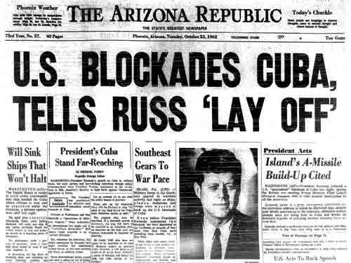 Cold War Containment - Korea, Cuba and Vietnam
