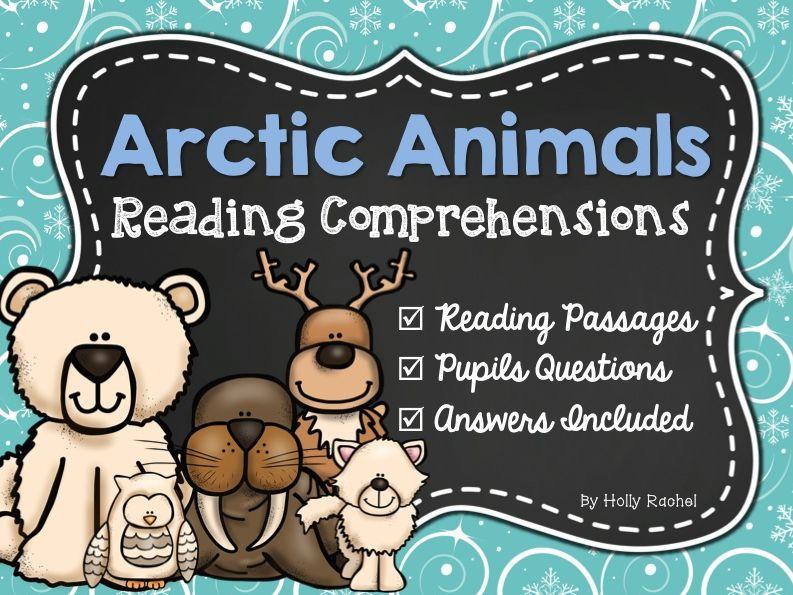 Reading Comprehension Arctic Animals