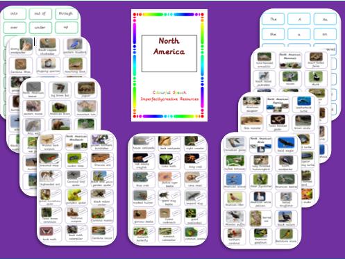 North America Resource pack