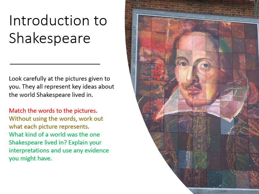 Shakespeare - Introduction