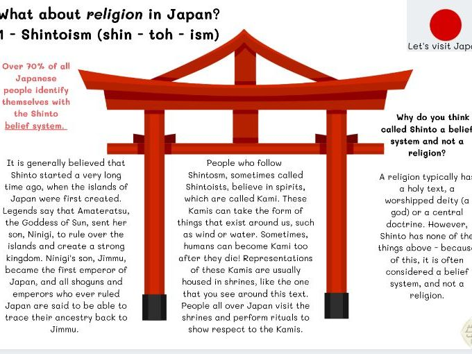 Geography country pack - Japan (pdf)