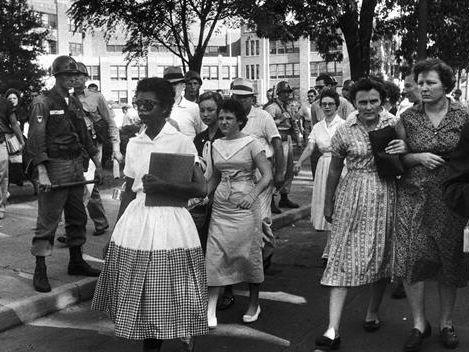 Little Rock High School, 1957