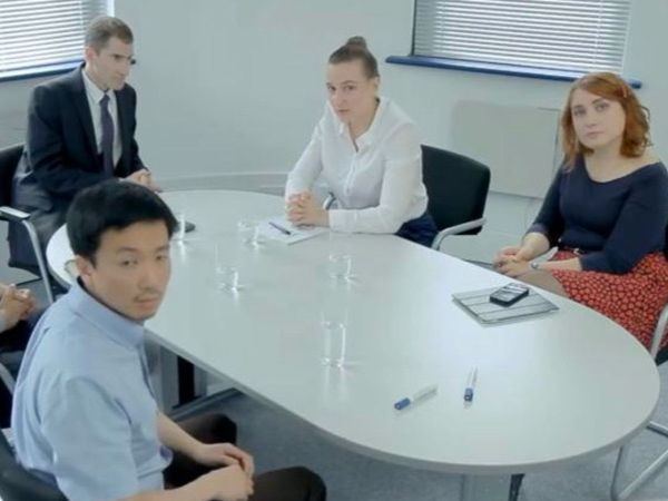 ESL - Based on the Short Film THE EXPERT (by Lauris Beinerts)