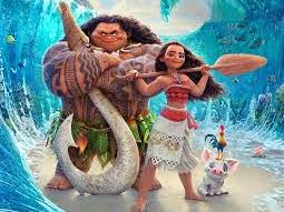 Moana for the Primary/KS3 School Stage (Year 5/6 End of Year Production)