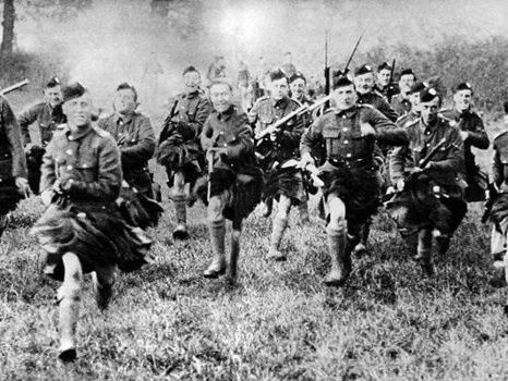 Scotland and the Great War Full N4/5 Unit of Work
