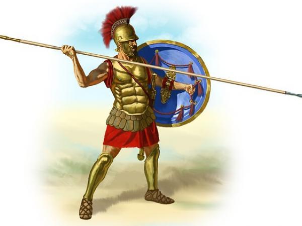 The Romans!