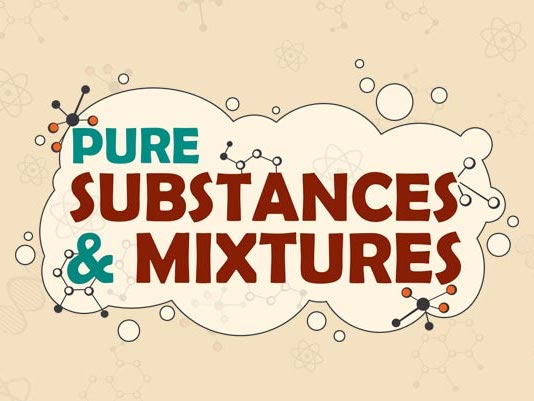 BEST Substances and Mixtures - Lesson 1