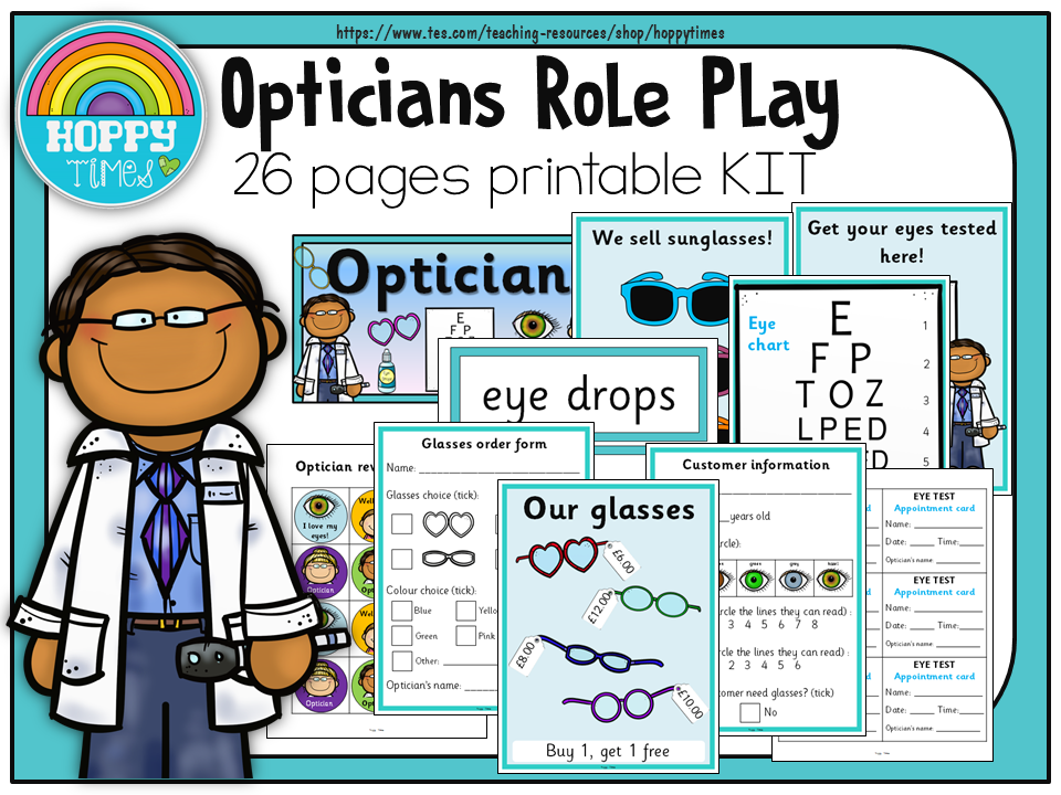 Opticians Role Play
