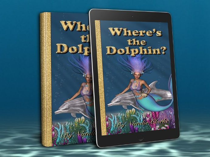 Where's the Dolphin? A Magical Adventure Story ( eBook & PDF)
