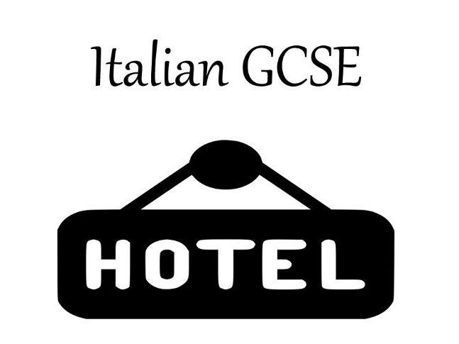 Italian GCSE: Hotels