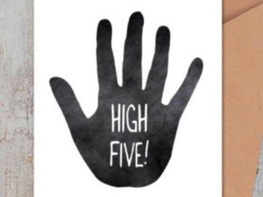 HIGH FIVE PLAN for 'Macbeth'