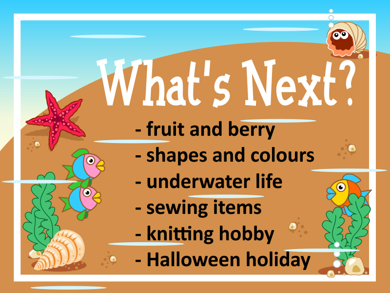 What Comes Next? Ready Made Activities, Templates and Clipart