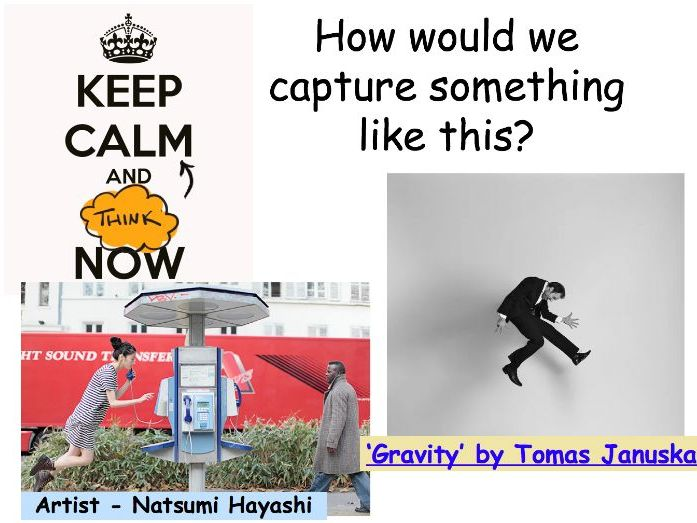 Photography - Levitation Photography