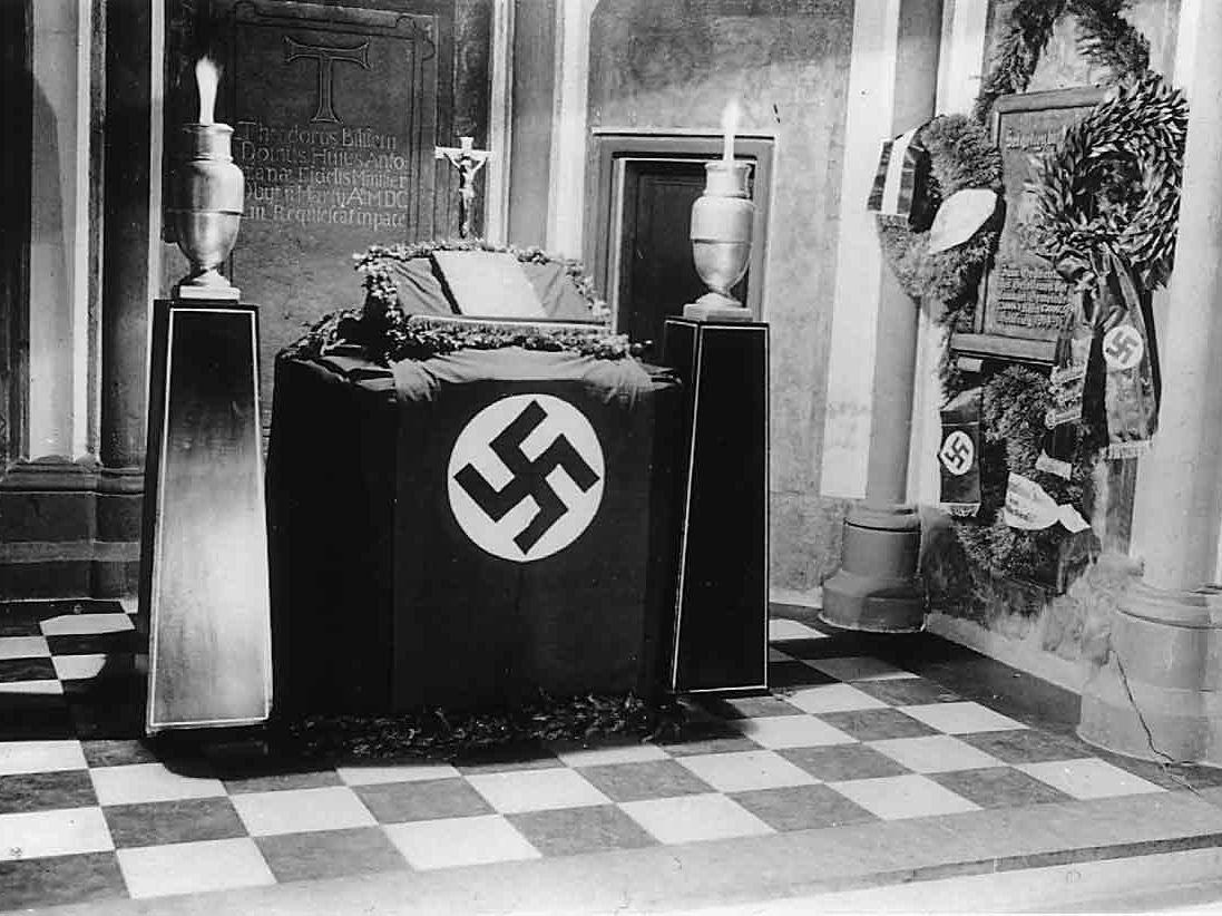 Nazi policies on religion - AQA GCSE (9-1) Germany: 1890-1945 Lesson 24