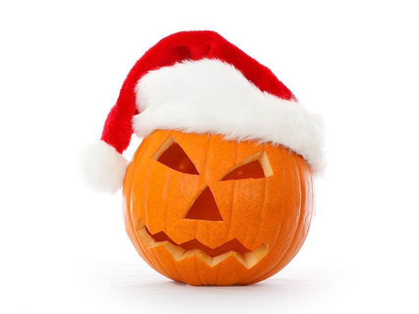 Merry Halloween - A 10 minute Halloween inspired Christmas play