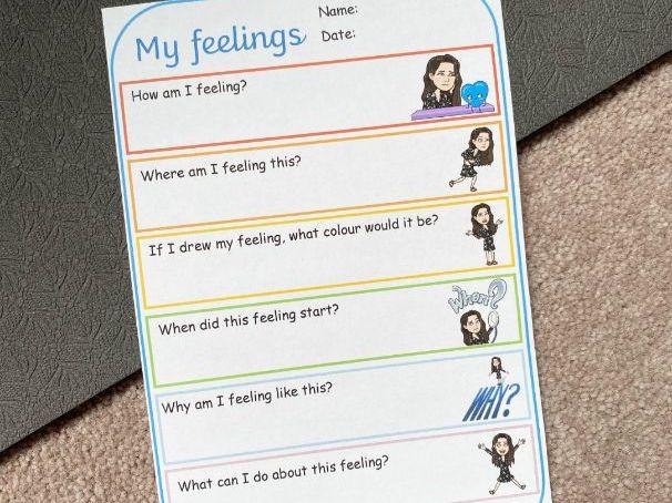 My feelings (editable)