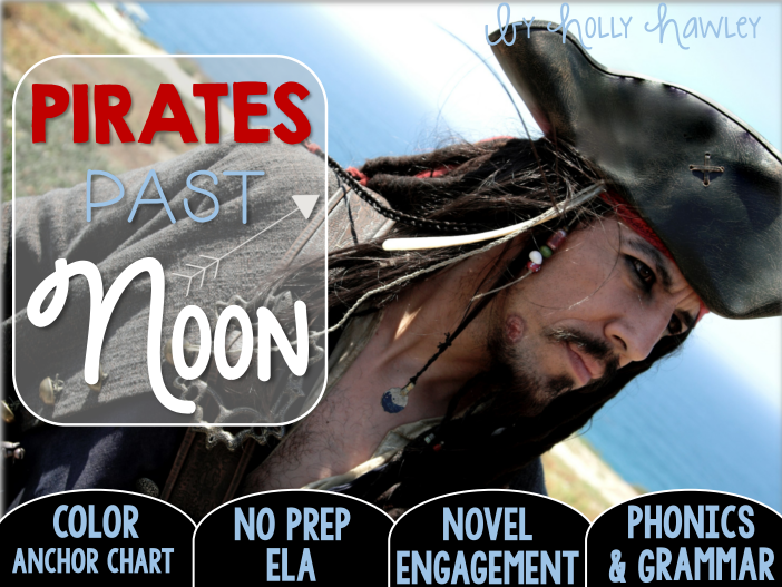 Pirates Past Noon NO PREP ELA