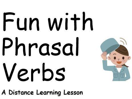 Fun with Phrasal Verbs
