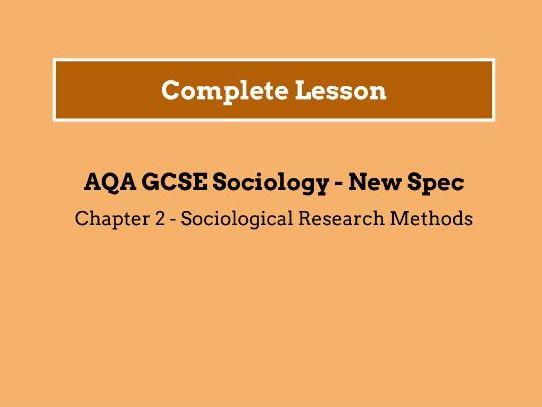 Lesson 4 - Pilot Studies and the Scientific Method