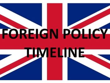 Foreign Policy Timeline