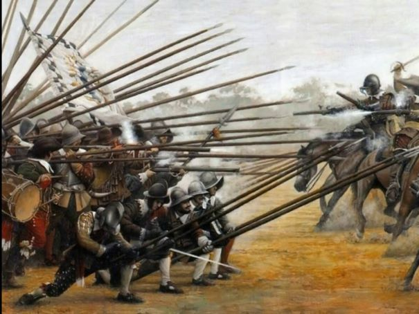 Weapons of the English Civil War