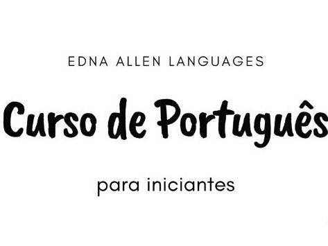 Curso de Português Unidade 12