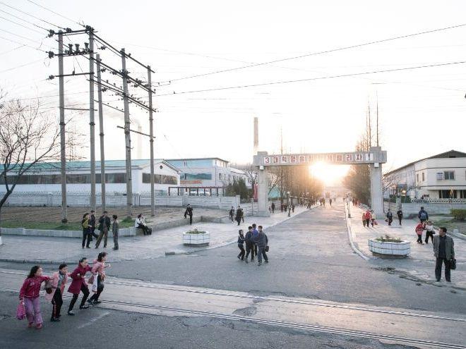 North Korea: The Great Illusion BBC Documentary