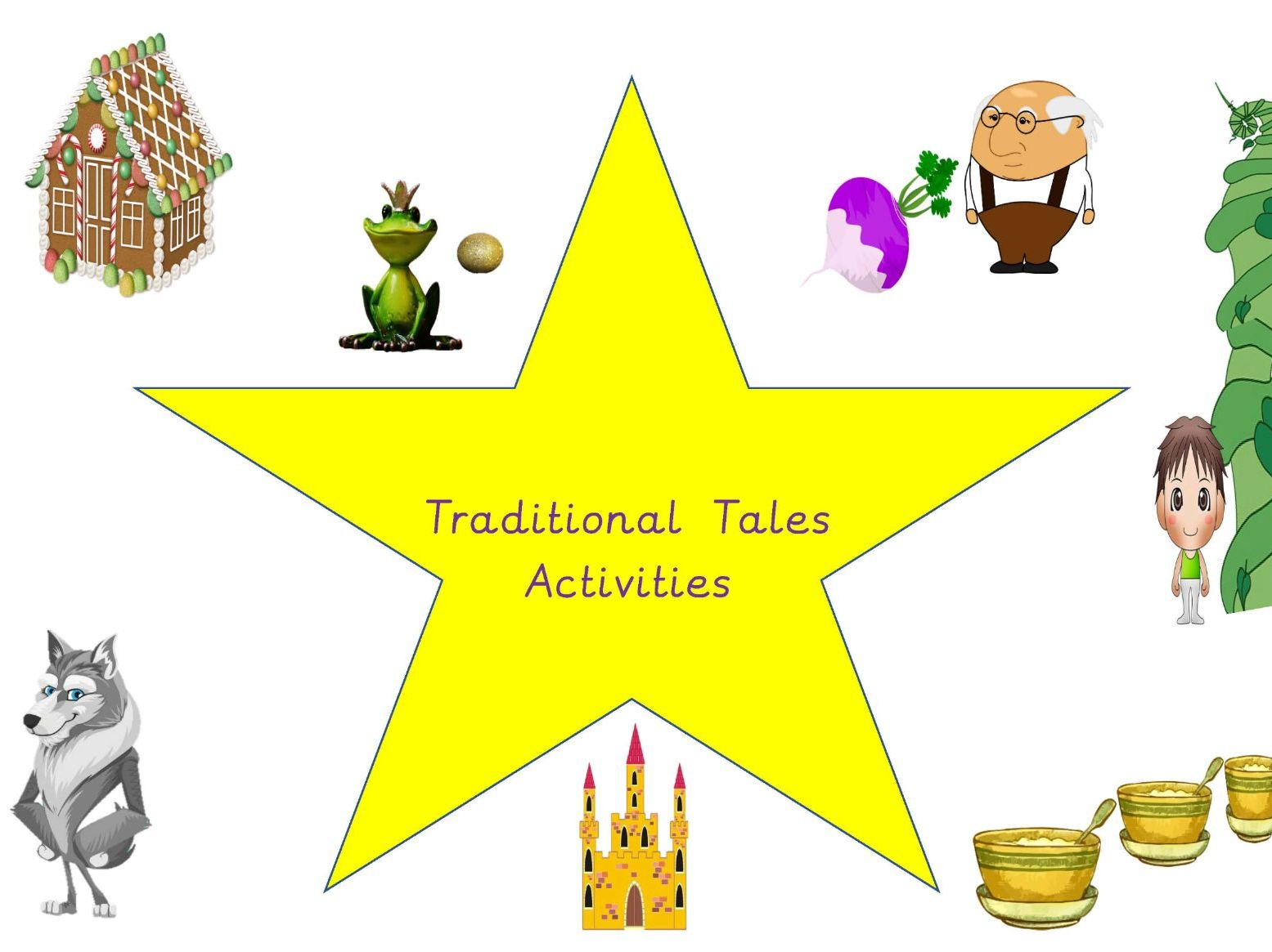 Traditional Tales Activities