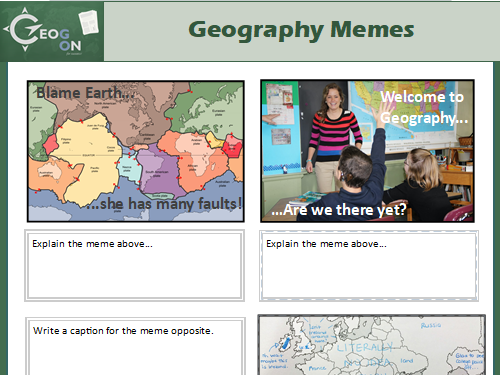 Geography Memes