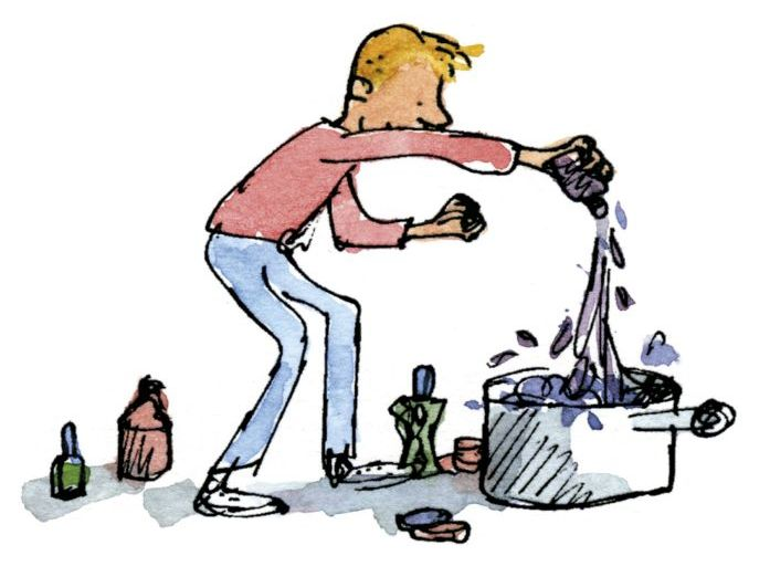 George's Marvellous Medicine comprehension pack, plus SPAG activities, for Years 3 and 4