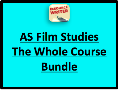 WJEC AS Film Studies The Whole Course