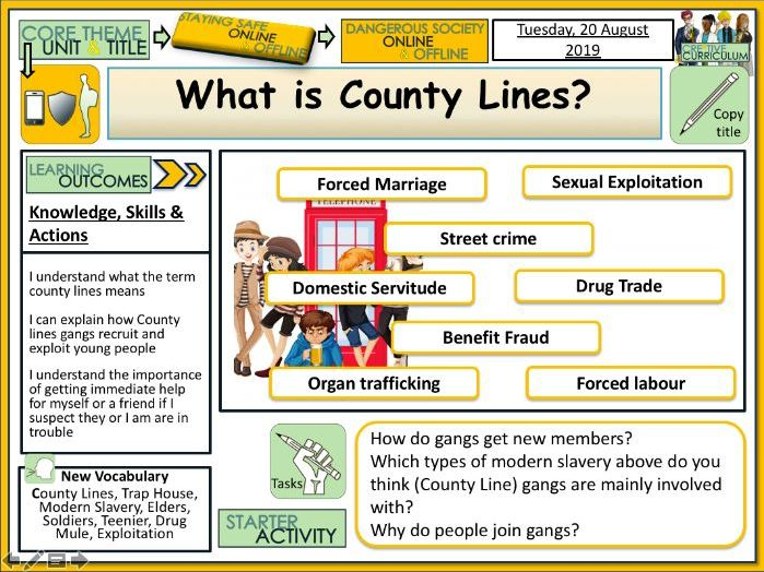 County Lines Explained