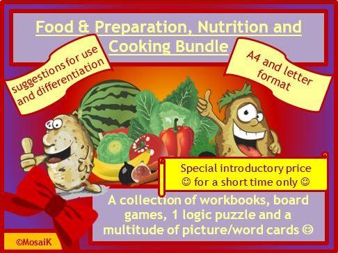 Nutrition Food Preparation Super-BUNDLE