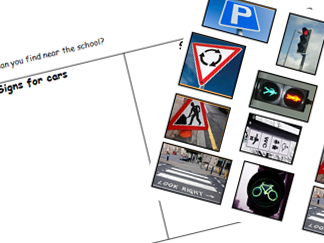 Transport - Road Signs