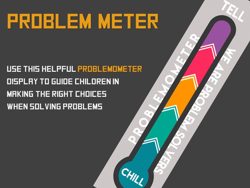 Problem Meter (Problemometer)