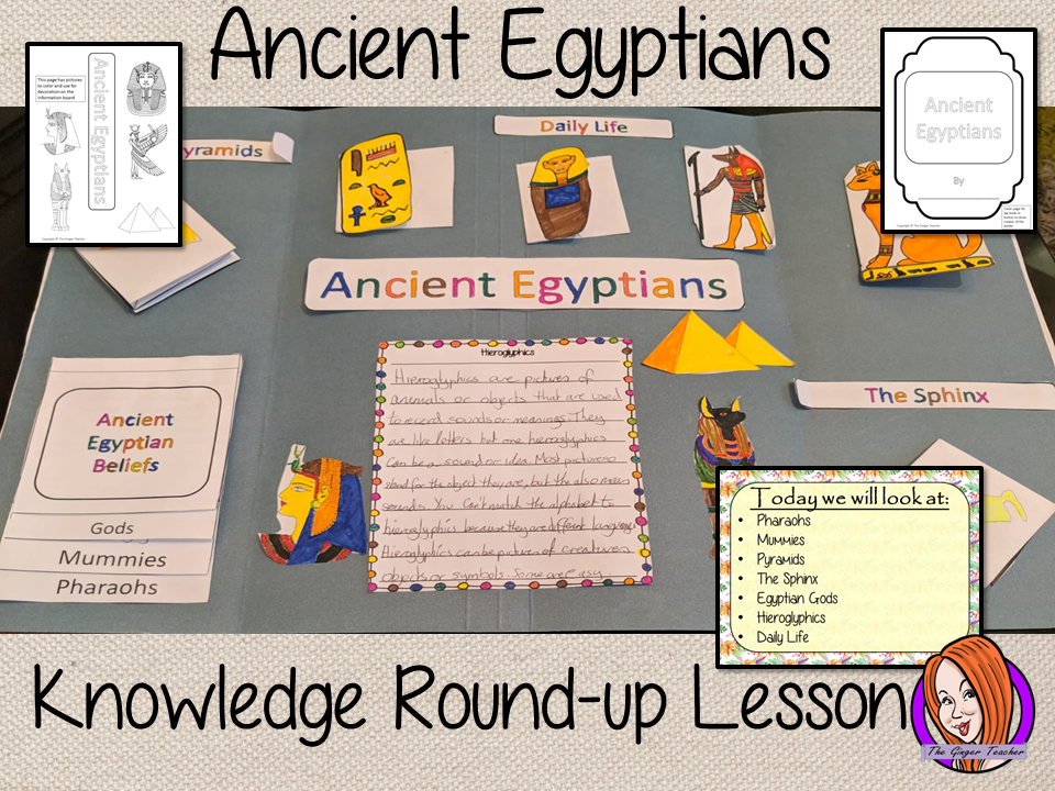 Ancient Egyptian Knowledge Round Up - Complete History Lesson