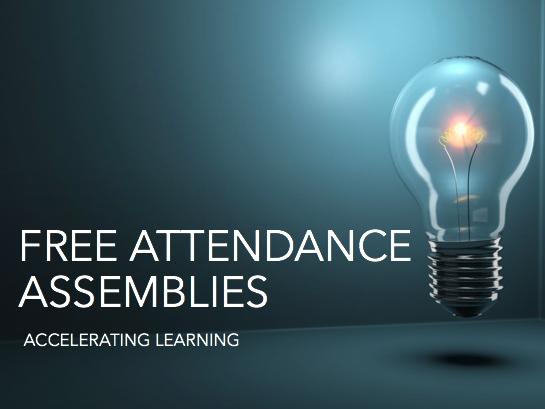 Example KS3 Attendance Assembly