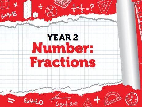 Year 2 - Fractions - Spring - Week 8