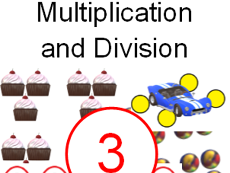 Year 3 - Autumn – Multiplication and Division - White Rose Inspired - Home/School Learning