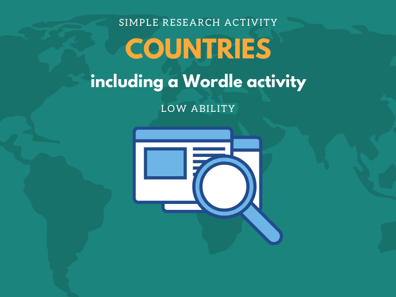 Countries research