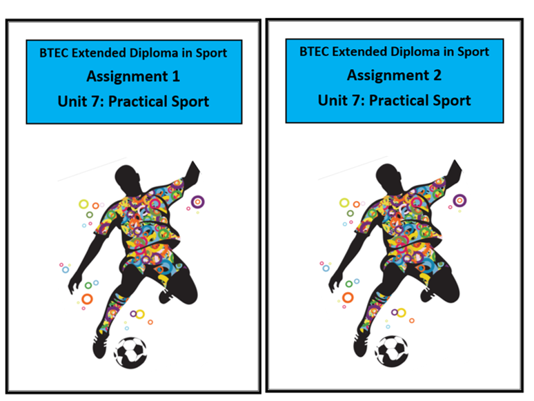 Btec Sport -Level 3 - Unit 7 Practical Sports - Assignment 1 & 2 Workbook/Template