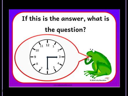 Numerical Reasoning Activity PPT Lower KS2
