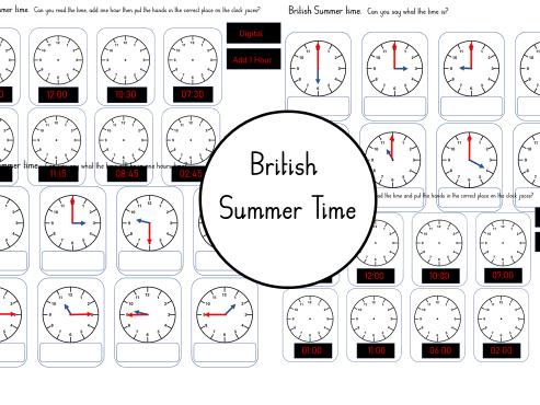 British Summer Time Bundle